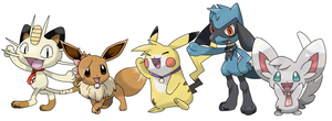 Pokefamily