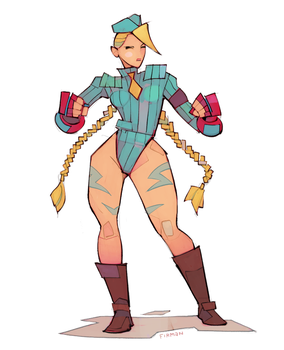 Cammy by michaelfirman