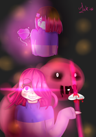 Betty/Bete noire [Glitchtale] by MissMakino