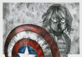 The Winter Soldier by Skiofit