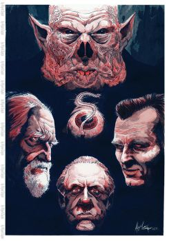 The Strain by miguelzuppo