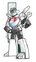 g1 wheeljack by Underbase