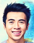 Ross Draws / Ross Tran by Klowreed