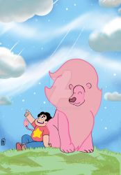 Steven universe Color by nic011