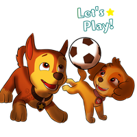 Let's Play! by phuriphat05327