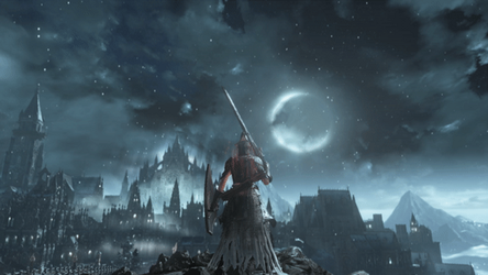 Dark Souls 3  Irithyll of the Boreal Valley by Magen-ta