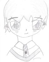 Failed attempt at drawing Me by Lewis-H