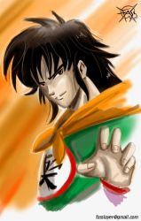 Yamcha by FASSLAYER