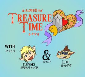 What time is it?...Treasure Time by nachoindustries