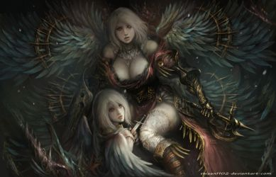 Your Guardian Angel by shizen1102