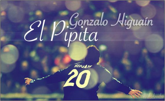 Gonzalo Higuain by reddevil8