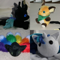 Free plush giveaway! by Bladespark