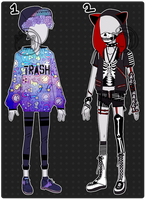 Outfit Adopt Auction (closed) by Kariosa-Adopts