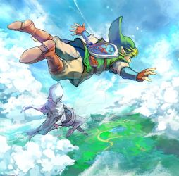 Skyward Sword by muse-kr