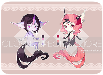 [CS: ELIORE] Magic Gems [CLOSED] by rein-adopts