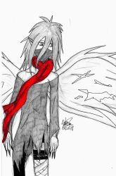 With These Torn Wings by Nyiana-sama