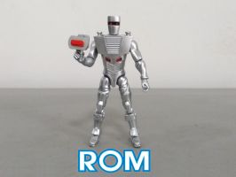 Rom: Rom, The Spaceknight by Urbn1nja