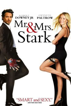 Mr and Mrs Stark by xLexieRusso2