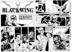 Blackwing Intro by workhorsecomics