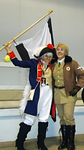 APH Cosplay-The Victory of the Awesomest by nursal1060