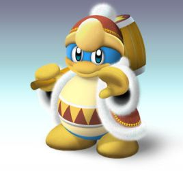 King DeDeDe of Brawl by immortalomni