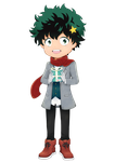Deku the Halls by TsukiYuIchi