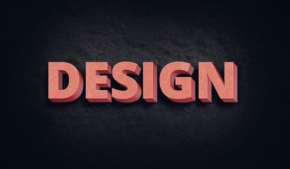 3D Text Effect Generator for Photoshop by Graphicadi