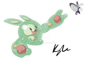Reuniclus - The Happy Baby