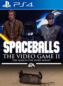 Spaceballs: The Video Game II by RvBOMally