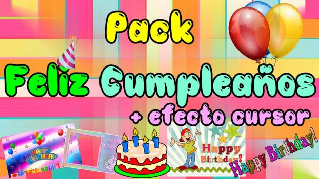 Kit cumple by CreatyonsbyKiss