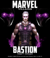 Bastion Marvel Villains by Djray1985