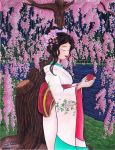Chai Ro, Geisha from Sysia by Agent505