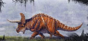 Triceratops Horridus Restored by TheDragonofDoom