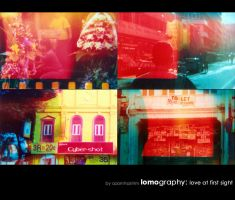 Lomography: First by an-urb