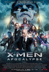 X-Men Apocalypse Poster Edit by cagatayg-gfx