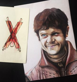 Lord Ramsay of House Bolton by Gutter1333
