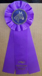 Horse Show Ribbon 7th Stock by Lovely-DreamCatcher