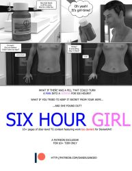 Six Hour Girl -- Patreon Preview by danielsangeo
