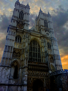 Westminster Abbey by RicksCafe