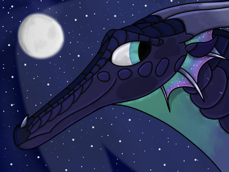 {G} The Echo In The Night by Werewolf900