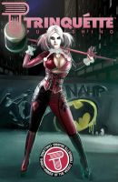 Harley Quinn, The Wall (for Trinquette) by nahp75