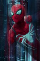 Spiderman by jasric