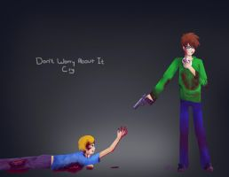 Don't Worry About It... by TheAwesomeHero7714