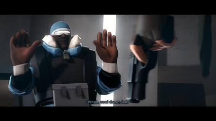 Frozone Demo by Cpt-Sourcebird
