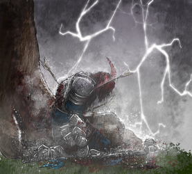 The Death Of A Storm Cleric by SamDeSamD