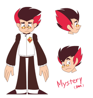 Humanized Mystery by Mannievelous