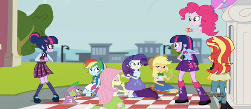 MLP Equestria Girls Friendship Games Moments 60 by Wakko2010