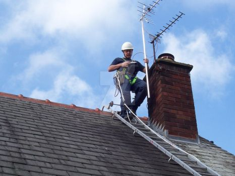 TV Aerial Installed in York by adicommunications