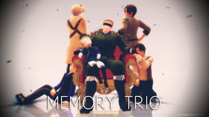 Memory Trio ~Second Chapter~ by yumenosakuichi