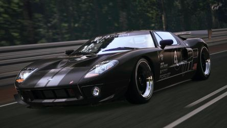 Ford Gt Lm Spec Ii Test Car Gran Turismo  Ford By Professionalartistic On Deviantart